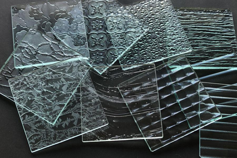 型板ガラス詰め合わせセットを販売開始!!